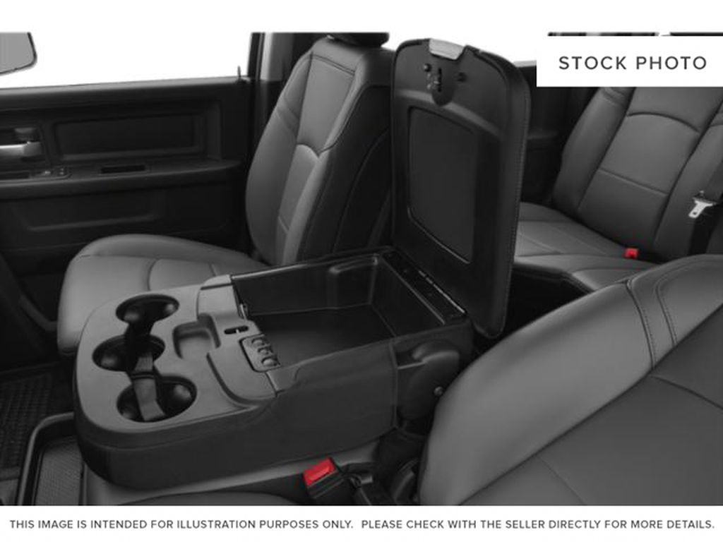 Black[Black] 2021 Ram 3500 Center Console Photo in Fort Macleod AB