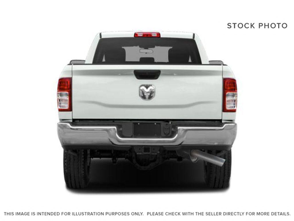 Black[Black] 2021 Ram 3500 Rear of Vehicle Photo in Fort Macleod AB