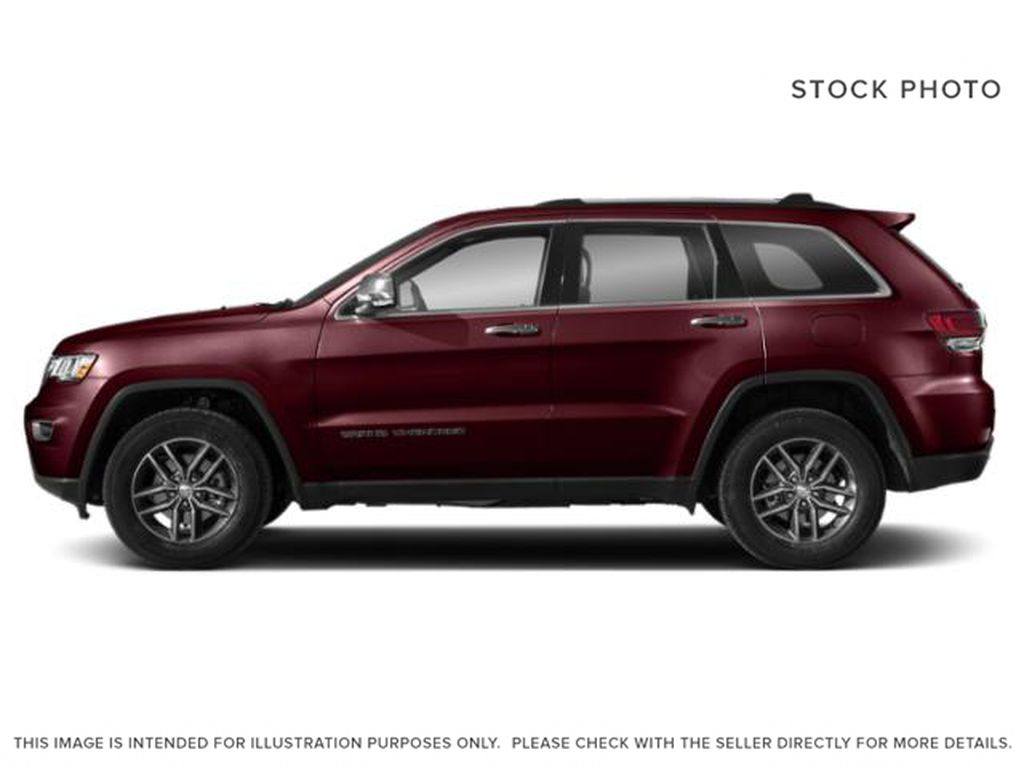 Red[Velvet Red Pearl] 2021 Jeep Grand Cherokee Left Side Photo in Fort Macleod AB