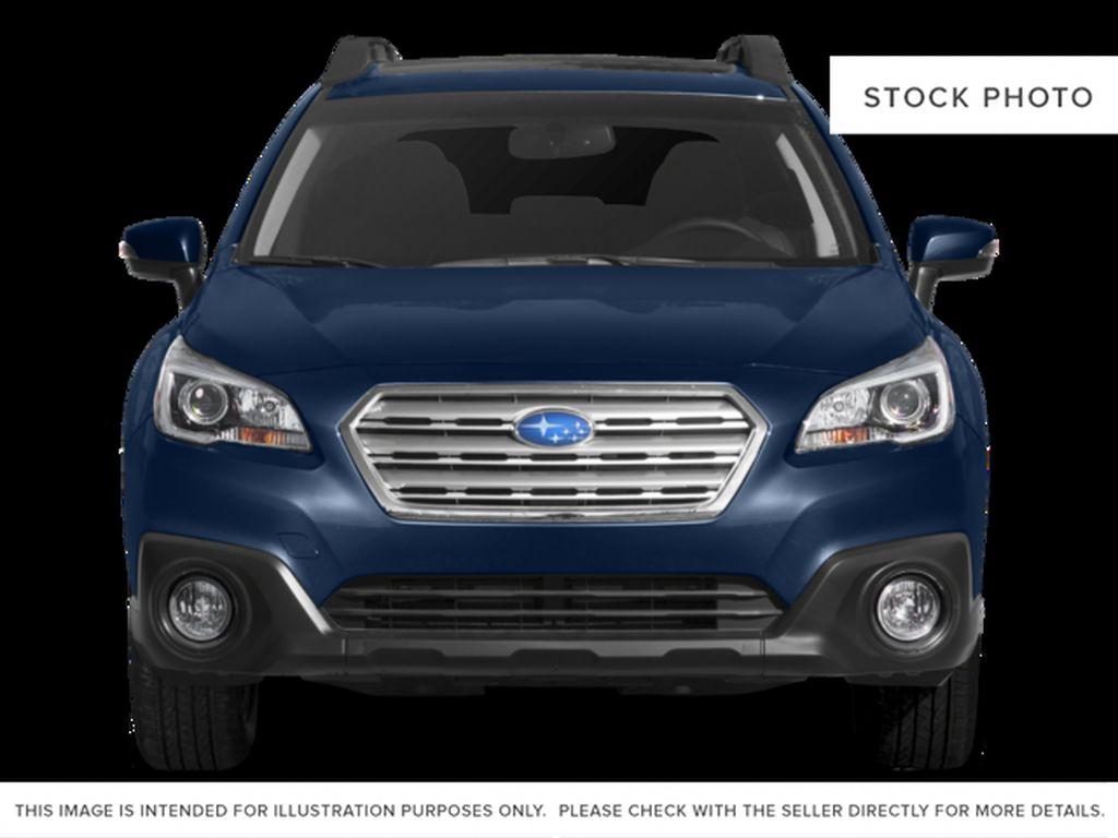 Blue[Lapis Blue Pearl] 2017 Subaru Outback Front Vehicle Photo in Lethbridge AB