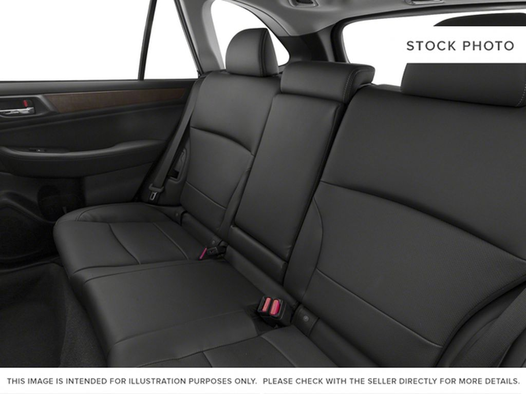 Blue[Lapis Blue Pearl] 2017 Subaru Outback Left Side Rear Seat  Photo in Lethbridge AB