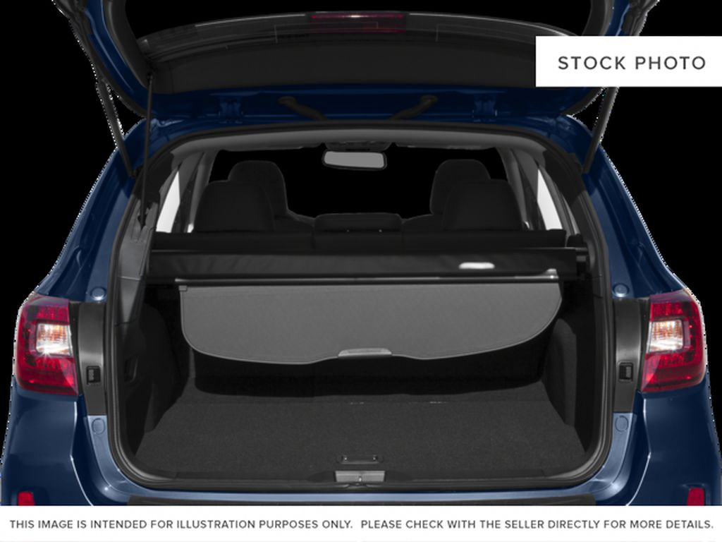 Blue[Lapis Blue Pearl] 2017 Subaru Outback Trunk / Cargo Area Photo in Lethbridge AB