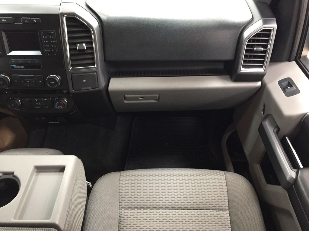 GREY 2015 Ford F-150 XLT 4X4 Right Front Seat Photo in Sherwood Park AB