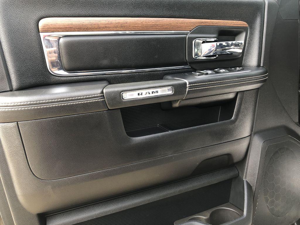 Black[Brilliant Black Crystal Pearl] 2017 Ram 2500 Left Front Interior Door Panel Photo in Edmonton AB