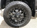 Black[Brilliant Black Crystal Pearl] 2017 Ram 2500 Left Front Rim and Tire Photo in Edmonton AB