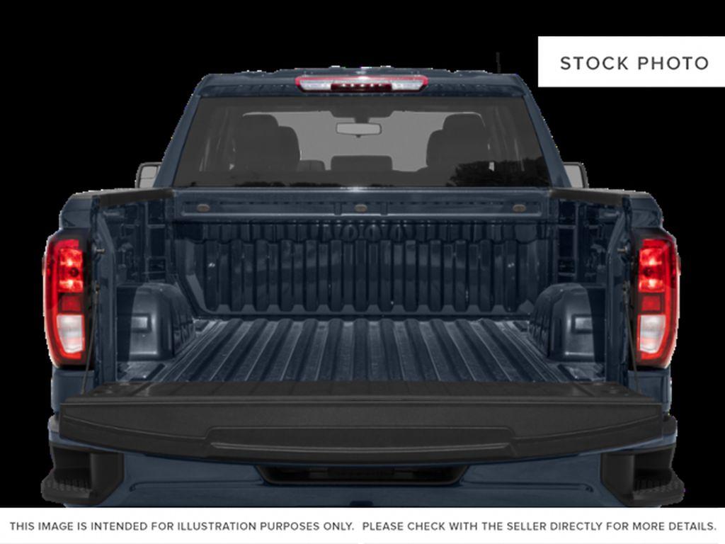 Onyx Black 2021 GMC Sierra 1500 Trunk / Cargo Area Photo in Oshawa ON