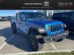 Blue 2021 Jeep Gladiator Mojave Primary Photo in Edmonton AB