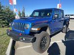 Blue 2021 Jeep Gladiator Mojave Odometer Photo in Edmonton AB