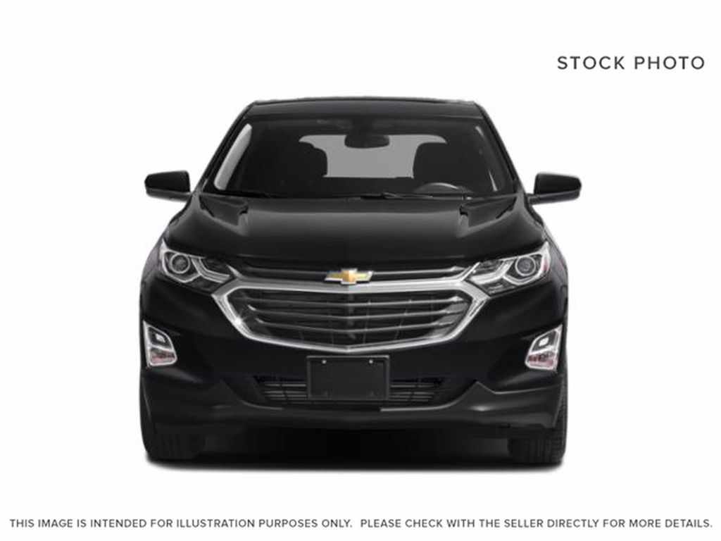 Other 2018 Chevrolet Equinox Left Front Rim and Tire Photo in Brandon MB