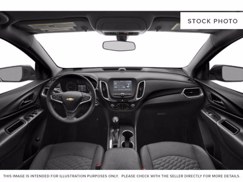 Other 2018 Chevrolet Equinox Left Front Interior Photo in Brandon MB