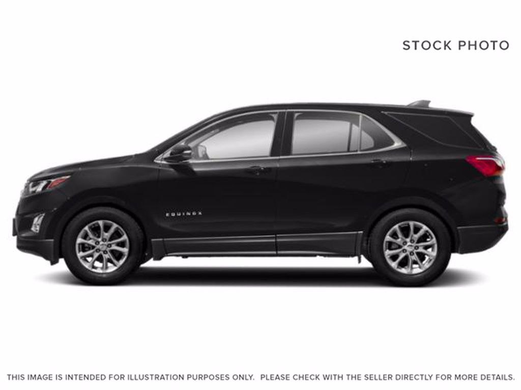 Other 2018 Chevrolet Equinox Left Front Head Light / Bumper and Grill in Brandon MB