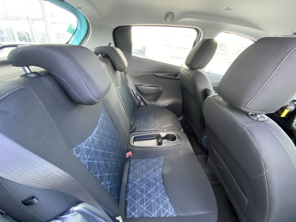 Blue[Mystic Blue] 2022 Chevrolet Spark LT Passenger Rear Door Controls Photo in Calgary AB