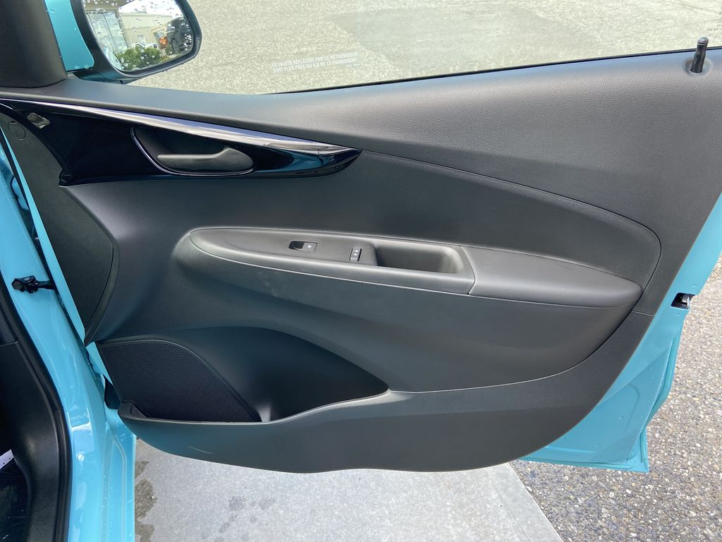 Blue[Mystic Blue] 2022 Chevrolet Spark LT Right Side Rear Seat  Photo in Calgary AB
