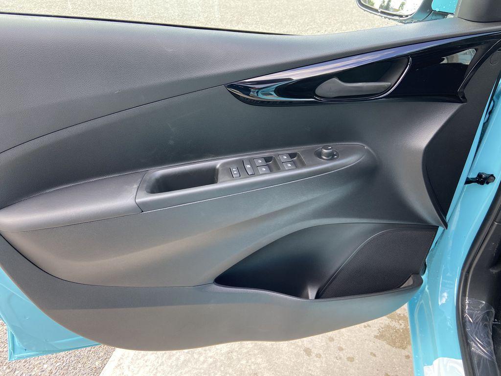 Blue[Mystic Blue] 2022 Chevrolet Spark LT Left Front Interior Door Panel Photo in Calgary AB