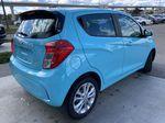 Blue[Mystic Blue] 2022 Chevrolet Spark LT Right Rear Corner Photo in Calgary AB