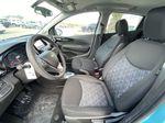 Blue[Mystic Blue] 2022 Chevrolet Spark LT Left Front Interior Photo in Calgary AB