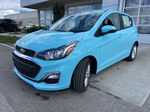 Blue[Mystic Blue] 2022 Chevrolet Spark LT Left Front Head Light / Bumper and Grill in Calgary AB