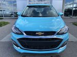 Blue[Mystic Blue] 2022 Chevrolet Spark LT Front Vehicle Photo in Calgary AB