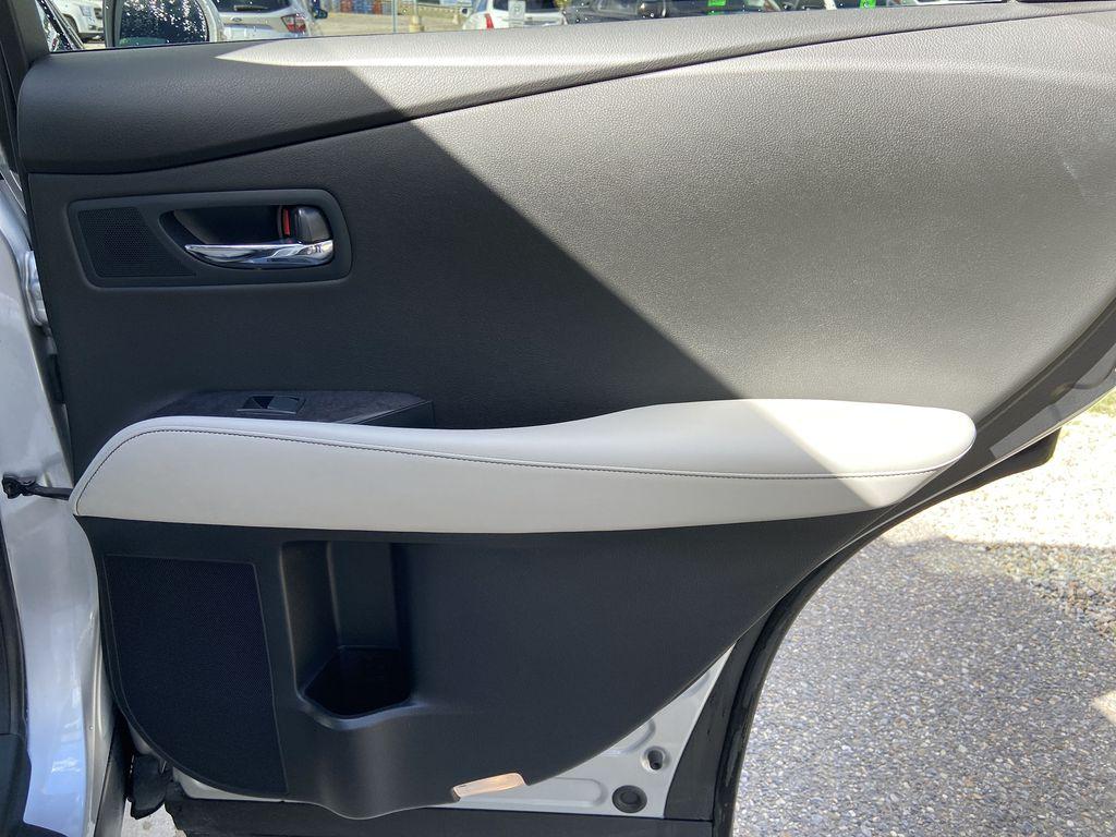 2015 Lexus RX 350 Sportdesign Right Rear Interior Door Panel Photo in Calgary AB