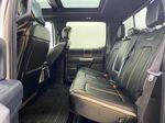 WHITE 2019 Ford Super Duty F-350 SRW Platinum - 360º Camera, Massage Seats, 5th Wheel Hitch Left Side Rear Seat  Photo in Edmonton AB