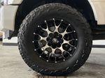 WHITE 2019 Ford Super Duty F-350 SRW Platinum - 360º Camera, Massage Seats, 5th Wheel Hitch Left Front Rim and Tire Photo in Edmonton AB