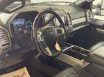WHITE 2019 Ford Super Duty F-350 SRW Platinum - 360º Camera, Massage Seats, 5th Wheel Hitch Steering Wheel and Dash Photo in Edmonton AB
