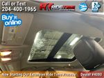 White[Bright White] 2015 Chrysler 200 C - Leather, Panoramic Roof, 8.4in Uconnect Sunroof Photo in Winnipeg MB