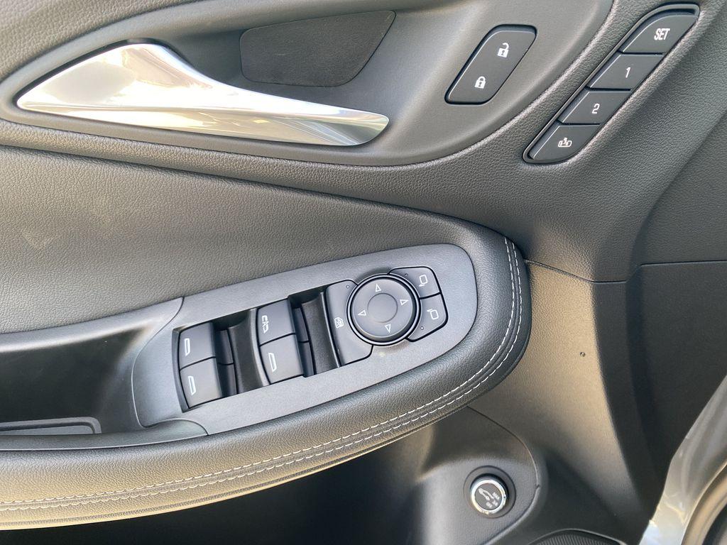 Gray[Satin Steel Metallic] 2022 Buick Encore GX  Driver's Side Door Controls Photo in Edmonton AB