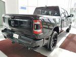 Black[Diamond Black Crystal Pearl] 2021 Ram 1500 Right Rear Corner Photo in Edmonton AB