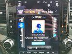 Black[Diamond Black Crystal Pearl] 2021 Ram 1500 Radio Controls Closeup Photo in Edmonton AB