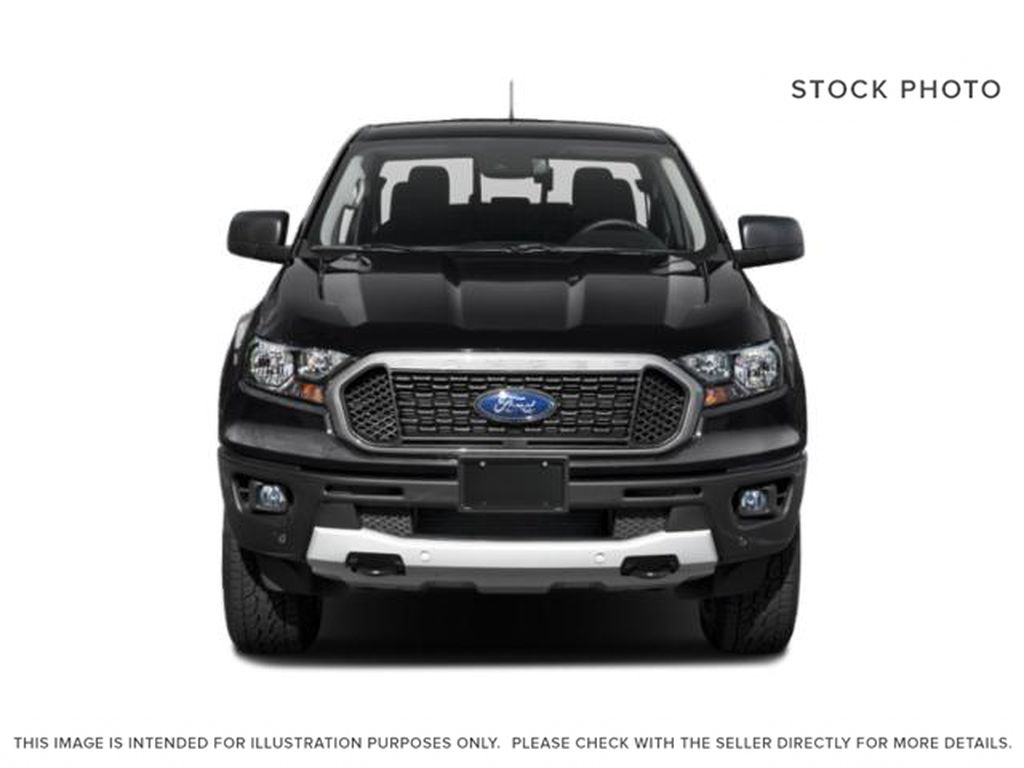 White[Oxford White] 2021 Ford Ranger Front Vehicle Photo in Dartmouth NS