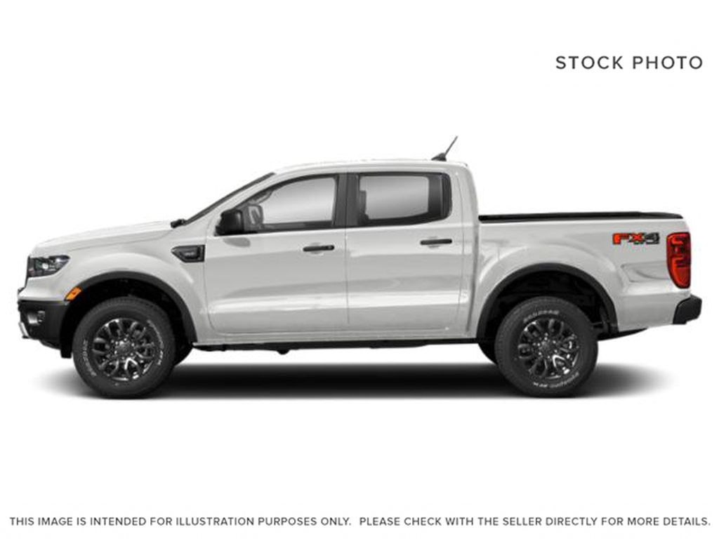 White[Oxford White] 2021 Ford Ranger Left Side Photo in Dartmouth NS