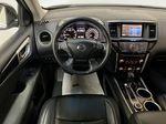 BLACK 2015 Nissan Pathfinder SV - Bluetooth, Remote Start, Backup Cam, 7 Seats, Leather, XM Strng Wheel: Frm Rear in Edmonton AB