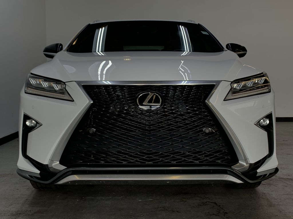 WHITE 2017 Lexus RX 350 F-Sport - Bluetooth, NAV, Remote Start, Backup Cam, Leather, XM Front Vehicle Photo in Edmonton AB