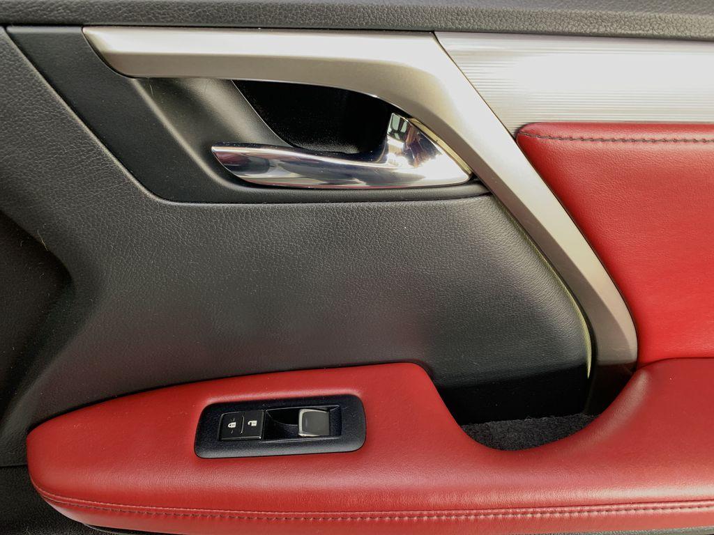 WHITE 2017 Lexus RX 350 F-Sport - Bluetooth, NAV, Remote Start, Backup Cam, Leather, XM Passenger Front Door Controls Photo in Edmonton AB