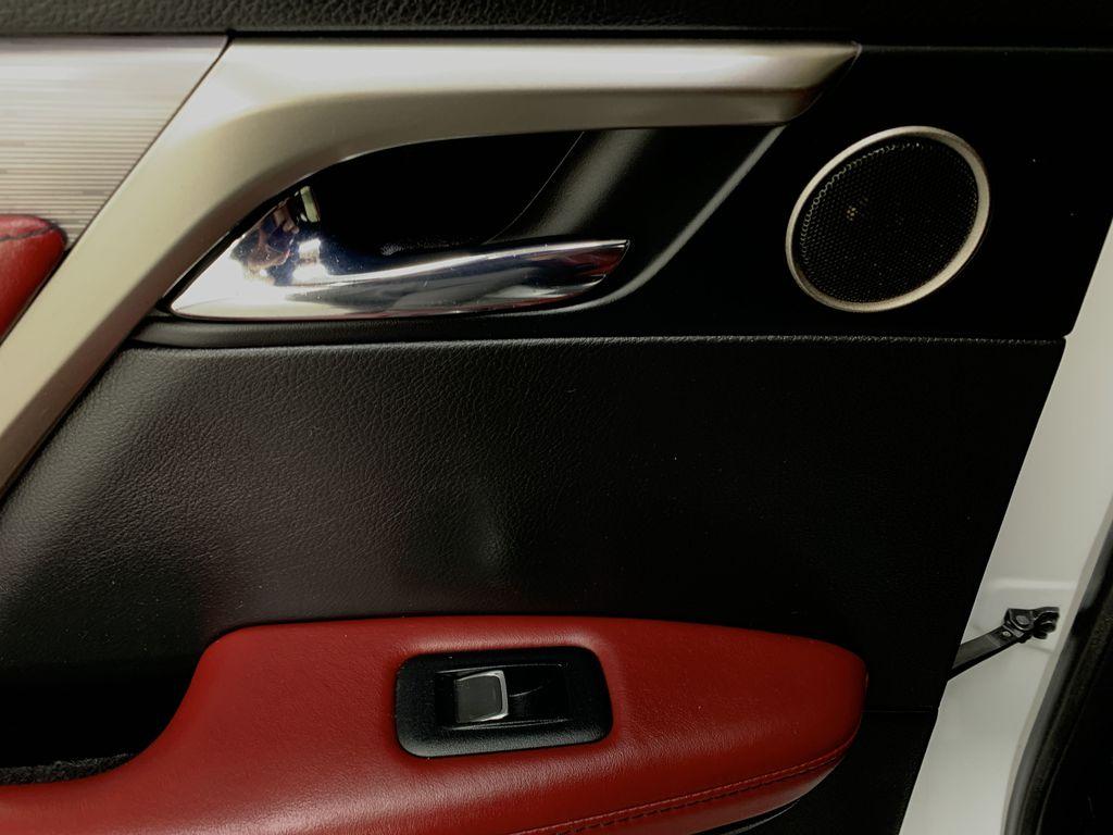 WHITE 2017 Lexus RX 350 F-Sport - Bluetooth, NAV, Remote Start, Backup Cam, Leather, XM LR Door Panel Ctls Photo in Edmonton AB