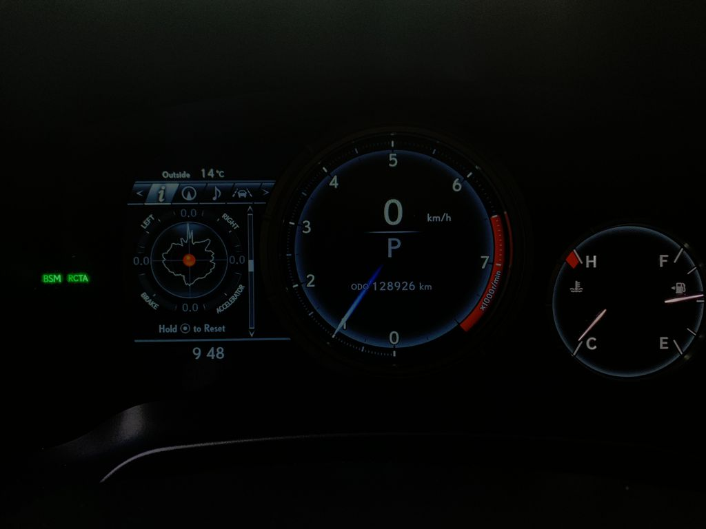 WHITE 2017 Lexus RX 350 F-Sport - Bluetooth, NAV, Remote Start, Backup Cam, Leather, XM Odometer Photo in Edmonton AB