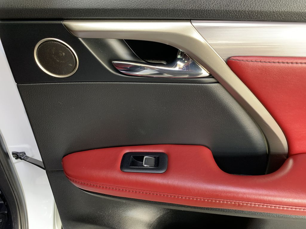 WHITE 2017 Lexus RX 350 F-Sport - Bluetooth, NAV, Remote Start, Backup Cam, Leather, XM Passenger Rear Door Controls Photo in Edmonton AB