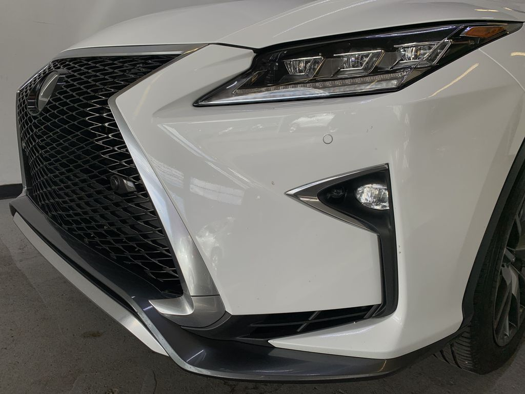 WHITE 2017 Lexus RX 350 F-Sport - Bluetooth, NAV, Remote Start, Backup Cam, Leather, XM Left Front Head Light / Bumper and Grill in Edmonton AB