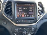 White[Bright White Clearcoat] 2014 Jeep Cherokee Central Dash Options Photo in Edmonton AB