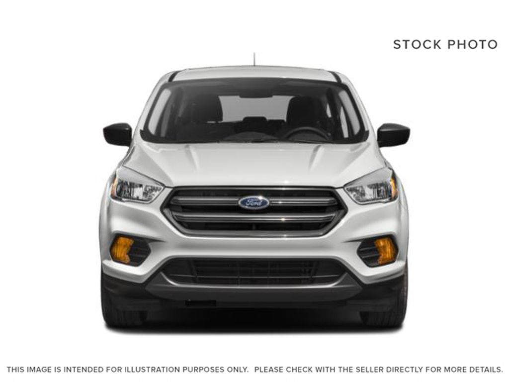 Silver[Ingot Silver] 2019 Ford Escape Front Vehicle Photo in Fort Macleod AB