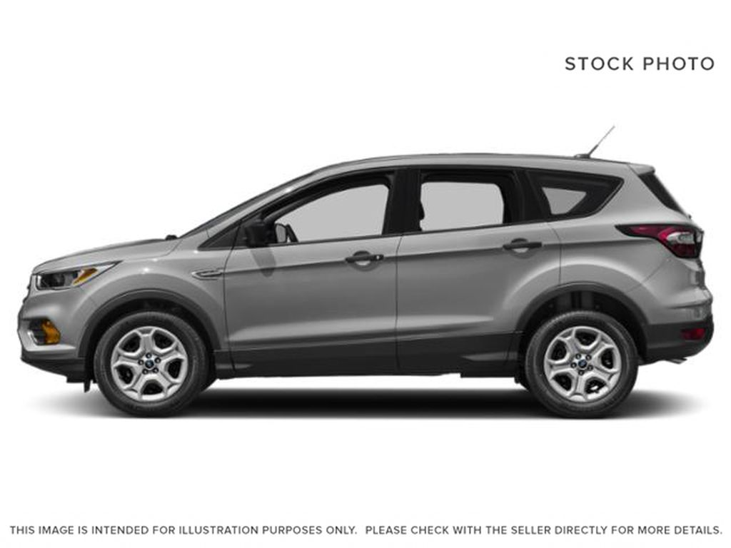 Silver[Ingot Silver] 2019 Ford Escape Left Side Photo in Fort Macleod AB