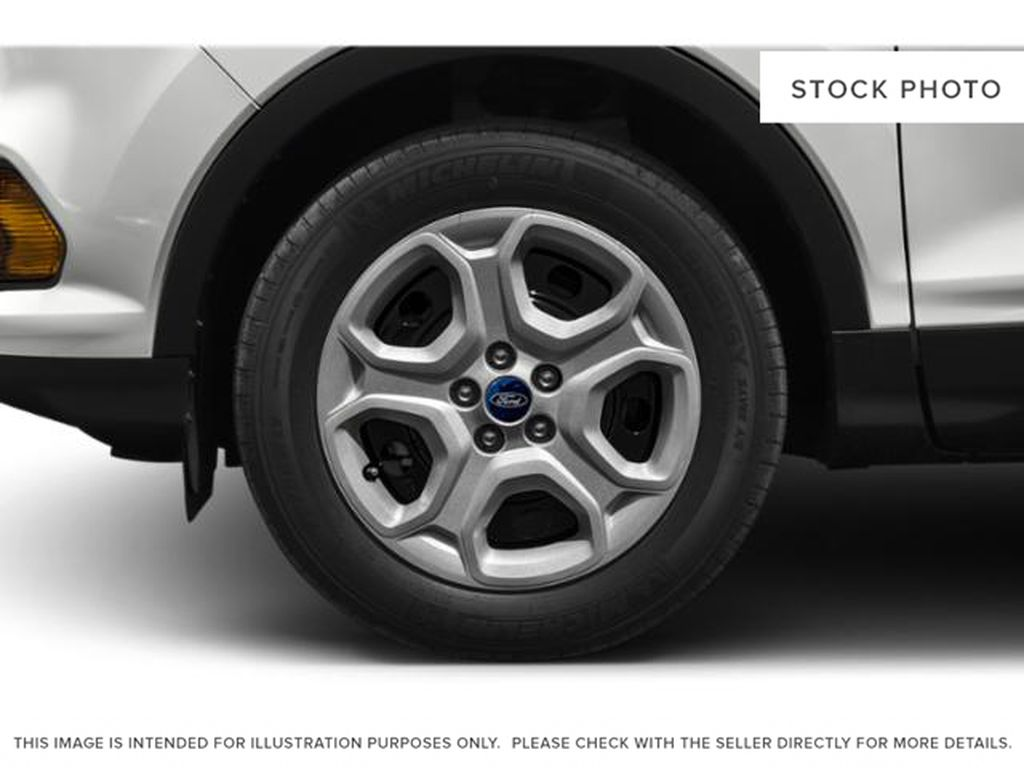 Silver[Ingot Silver] 2019 Ford Escape Left Front Rim and Tire Photo in Fort Macleod AB