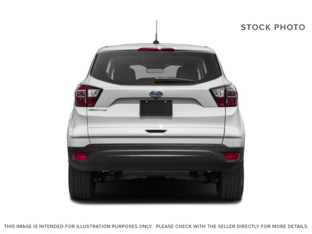 Silver[Ingot Silver] 2019 Ford Escape Rear of Vehicle Photo in Fort Macleod AB