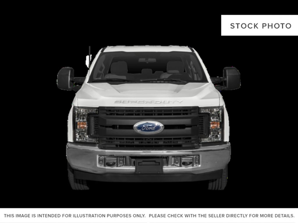 White[Oxford White] 2019 Ford Super Duty F-350 SRW Front Vehicle Photo in Fort Macleod AB