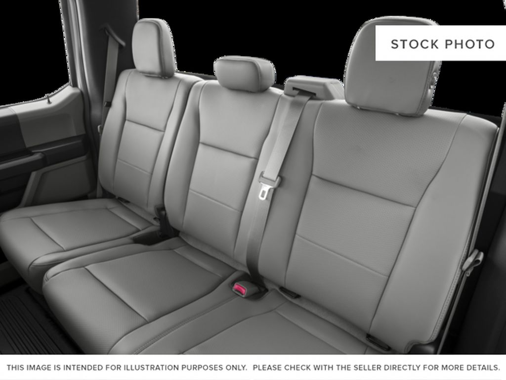 Black[Shadow Black] 2017 Ford Super Duty F-350 DRW Left Side Rear Seat  Photo in Fort Macleod AB