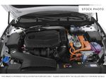 Silver[Shimmering Silver] 2022 Hyundai Sonata Hybrid Engine Compartment Photo in Ottawa ON