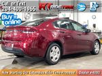 Red[Passion Red Pearl] 2015 Dodge Dart SE - Automatic, Bluetooth, LOW KMs Right Rear Corner Photo in Winnipeg MB