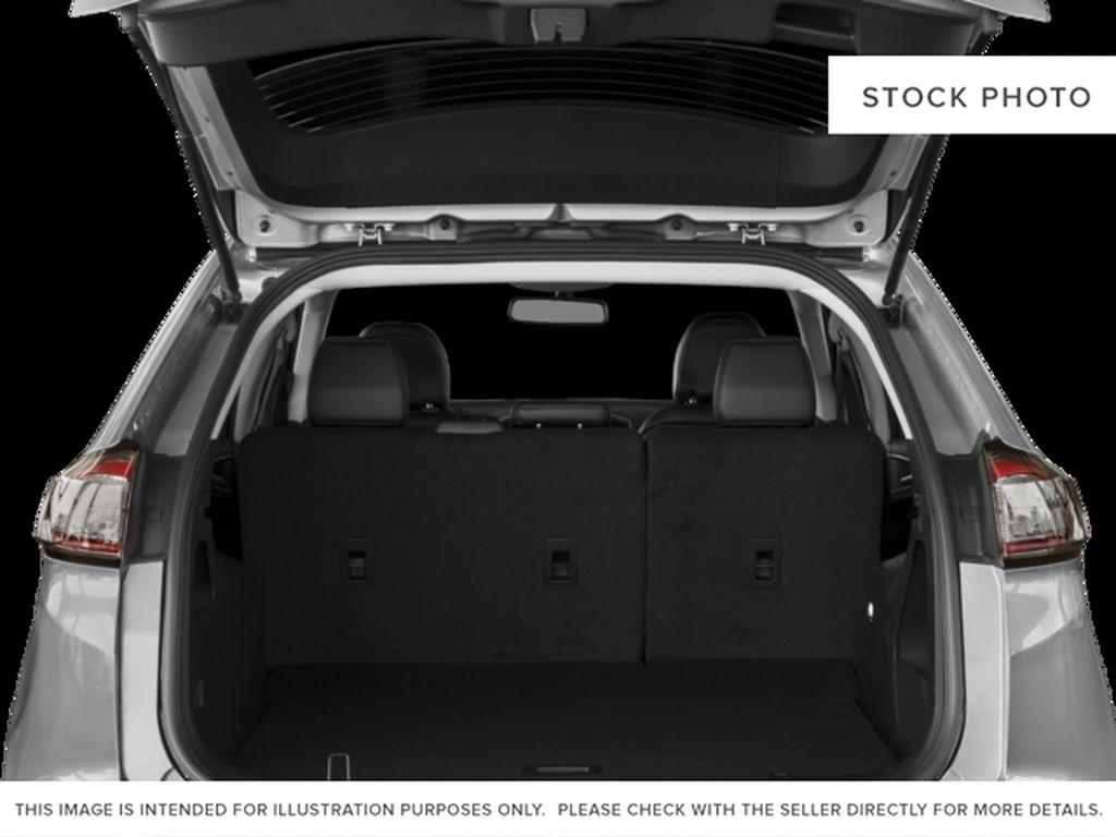 Black[Shadow Black] 2018 Ford Edge Trunk / Cargo Area Photo in Dartmouth NS