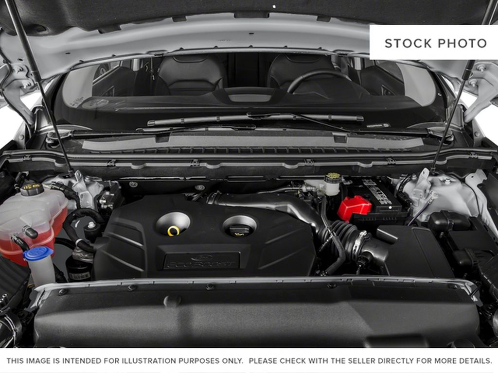Black[Shadow Black] 2018 Ford Edge Engine Compartment Photo in Dartmouth NS